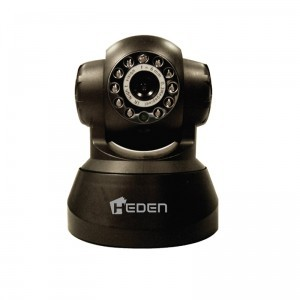 Web Camera HEDEN IP Vision filaire motorisee IP V2.2 Compatible Iphone