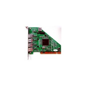 Carte Pci 4 Ports Usb 2.0 MANHATTAN