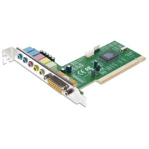 Carte Son Pci 5.1