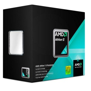 Processeur AMD AthlonII X2 250   3.0GHz  Socket AM3