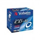 Verbatim Cd Vierge Par 10 Crystal Case