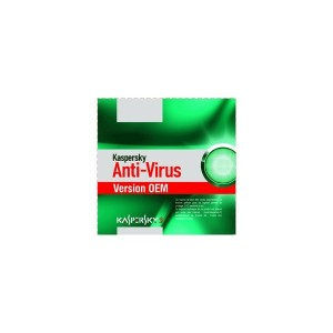 Logiciel Kaspersky Anti-Virus 2011 Oem