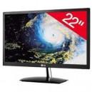 Ecran 22 LG TFT LED E2211S-BN 5ms VGA Noir Laque 5 000 000:1 Vga